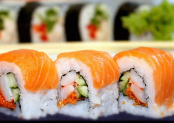 Начинки для суши и роллов
