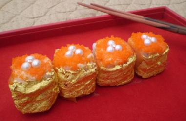 Необычные суши: ТОП-3