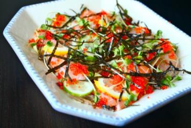 Оригинальные японские суши