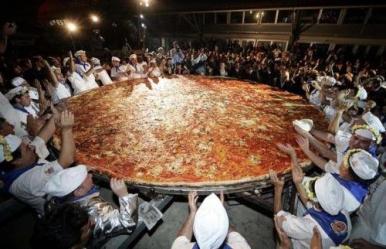 Топ-5 самых необычных пицц мира