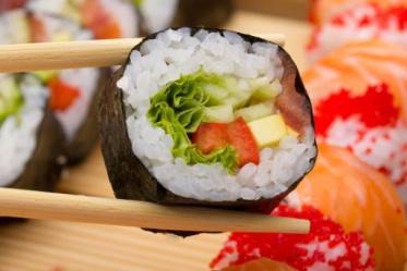 Достоинства суши как диетического блюда