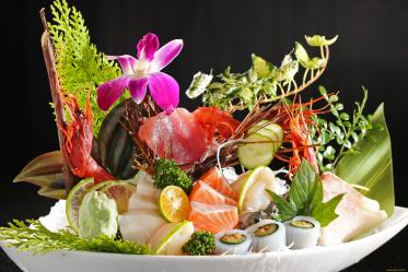 Самые необычные ингредиенты для суши в японской кухне