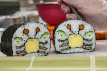 Увлекательные факты о суши