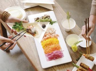 Правила поведения в японском суши-баре