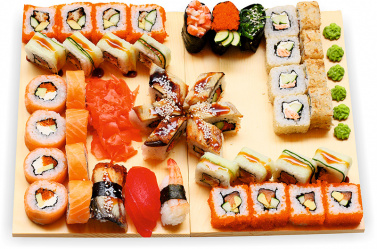 Преимущества заказа суши через интернет