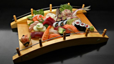 Как готовили суши сто лет назад?