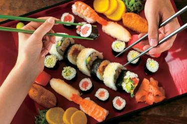Японский этикет: правила поведения за столом