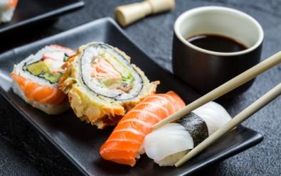 Символ японской кухни: палочки для еды