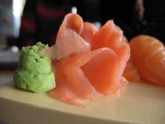 Желтохвостая лакедра - рыба высшего сорта для суши!