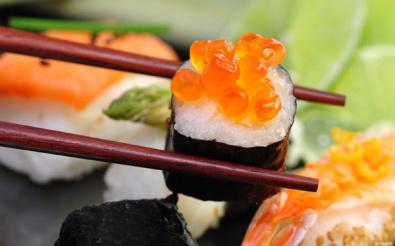 Как начать знакомство с суши?