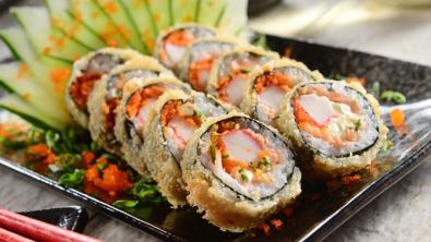Горячие роллы: вкусная альтернатива второму блюду